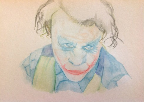 The Joker - Step 02